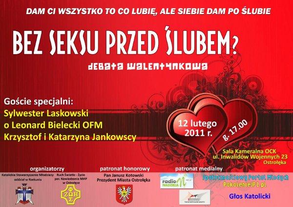 bez-seksu-przed-ślubem-Sylwester-Laskowski