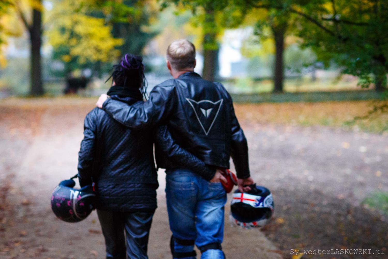 Zakochani-motorzysci